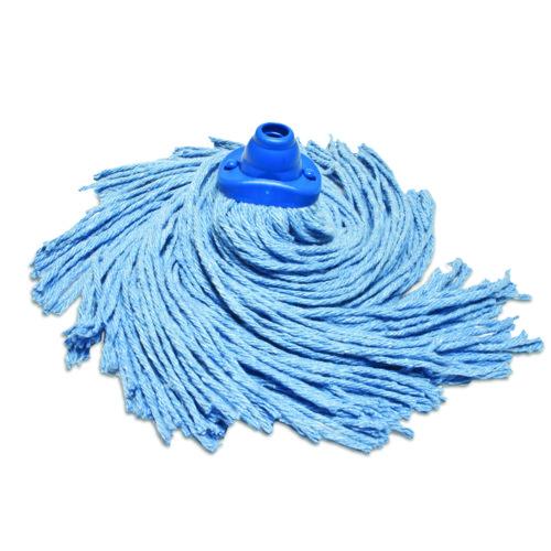 Blue Antibacterial Rayon Mop