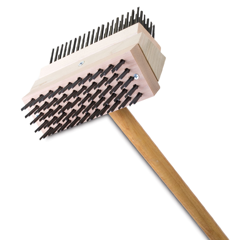 Flat Wire Grill Brushes
