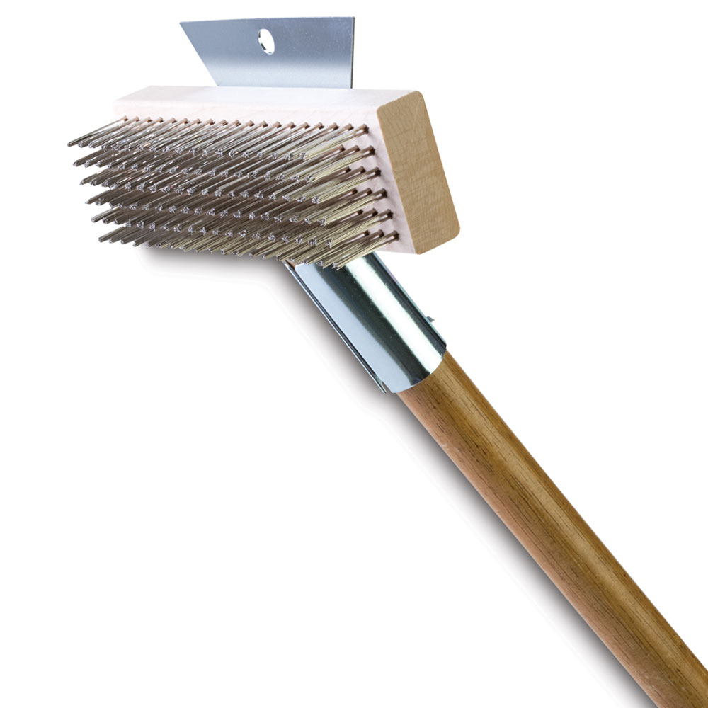 Stainless Steel Grill Brushes