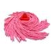 Red Antibacterial Rayon Mop